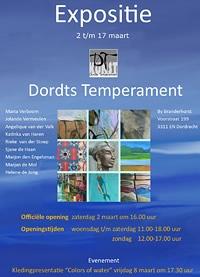 Expositie Dordts Temperament