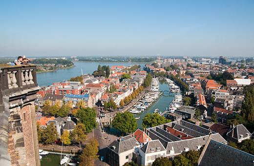 Dordrecht foto: Johan van den Tol
