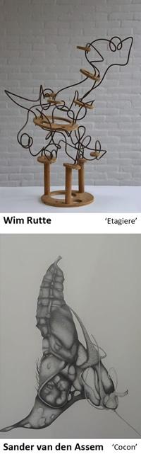 Wim Rutte en Sander van den Assem in Vialumina