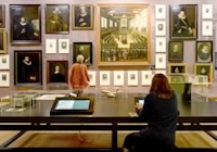 De conservator vertelt ... in het Dordrechts Museum