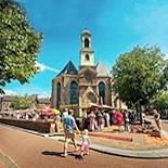 Antiek- kunst- en brocantemarkt bij de Nieuwkerk