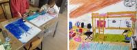 Tekenen en schilderen voor kinderen vanaf 4 jaar