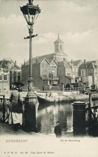Verstild Dordrecht: op de drempel van de 20ste eeuw